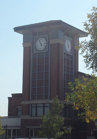 Highlands Ranch Town Center - Clock Tower